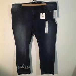 Nanette Lepore  skinny jeans